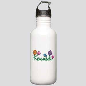 Kennedi Flowers Stainless Water Bottle 1.0L