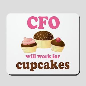 Funny CFO Mousepad