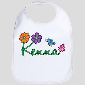 Kenna Flowers Bib