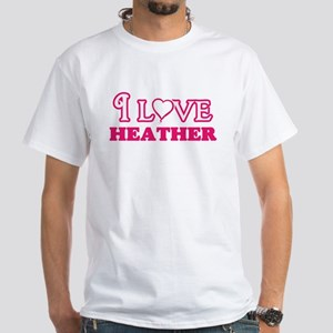 I Love Heather T-Shirt