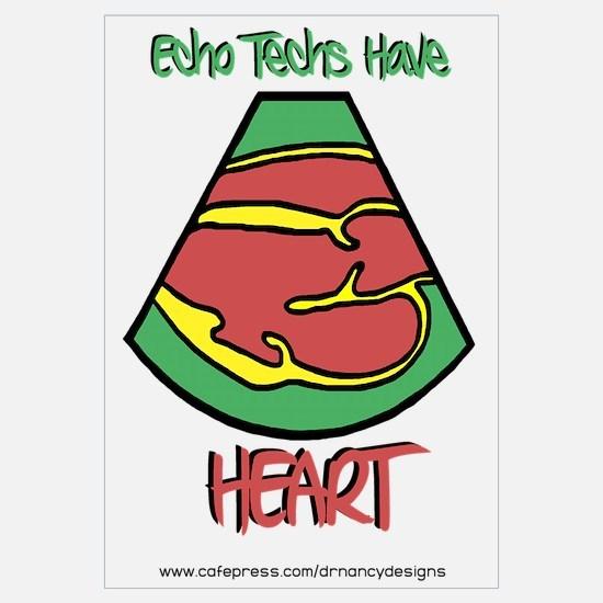 Echo Techs Have Heart