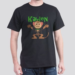 Little Monkey Kaiden Dark T-Shirt