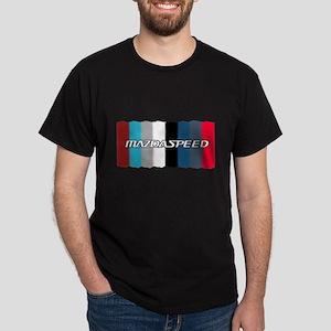 Speed3 Color Palette Dark T-Shirt