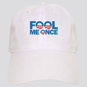 Fool Me Once Cap