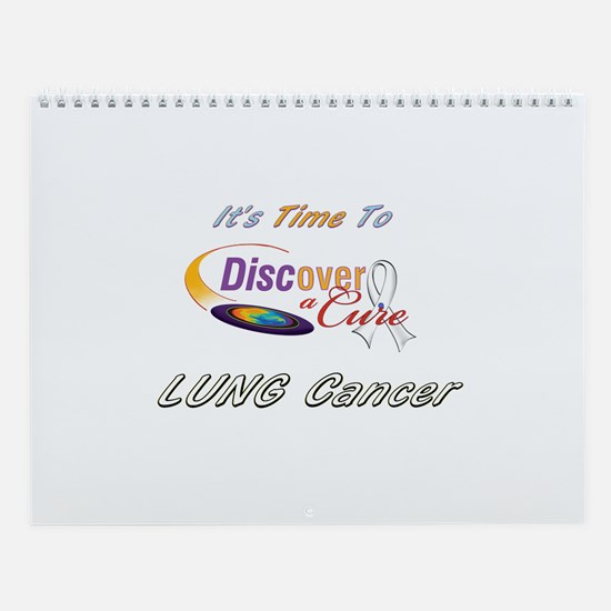 DISCover A Cure 12-month Wall Calendar