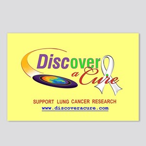 DISCover A Cure Postcards (Package of 8)