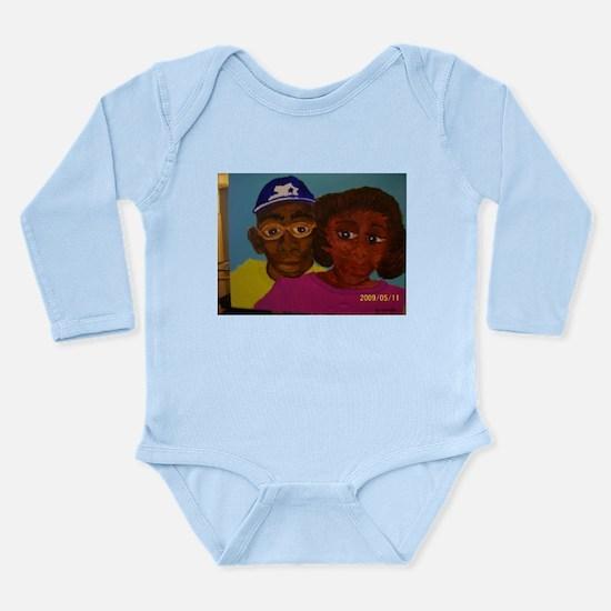 Chelsa Long Sleeve Infant Bodysuit