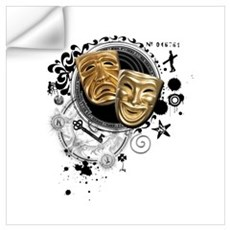 Alchemy of Theatre Production Wall Decal