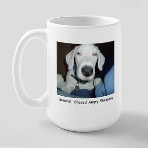 Sheepdog Large Mug