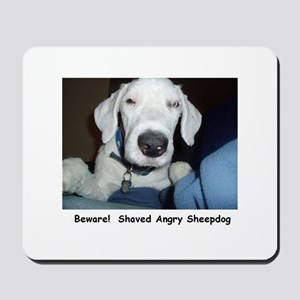 Sheepdog Mousepad