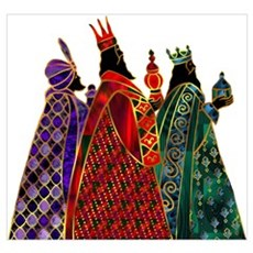Wise Men Canvas Art