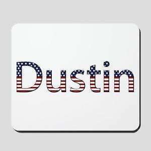 Dustin Stars and Stripes Mousepad