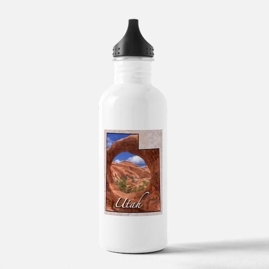 Unique Utah Water Bottle