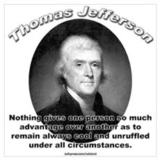 Thomas Jefferson 01 Poster