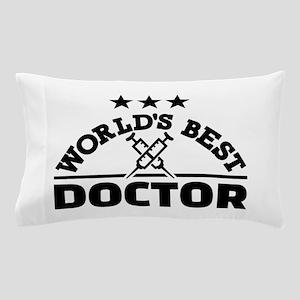World's best doctor Pillow Case