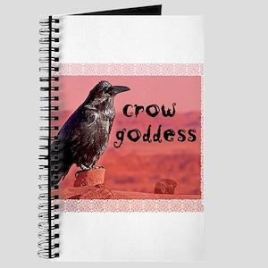 Crow Goddess Journal