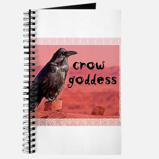 Crow Goddess Journal