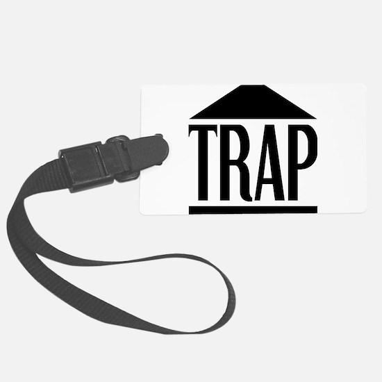 Trap House Luggage Tag