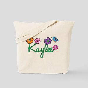 Kaylee Flowers Tote Bag