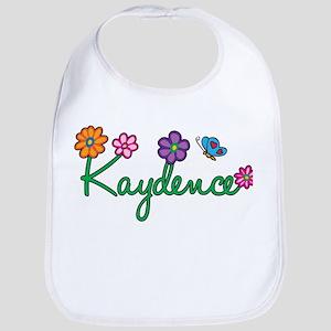 Kaydence Flowers Bib