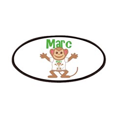 Little Monkey Marc Patches