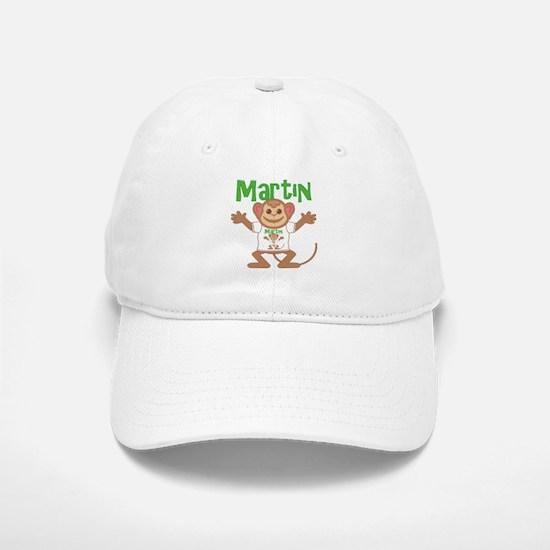 Little Monkey Martin Baseball Baseball Cap