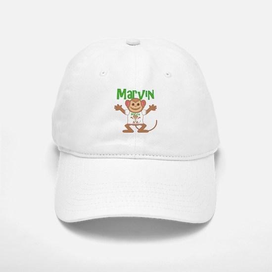 Little Monkey Marvin Baseball Baseball Cap