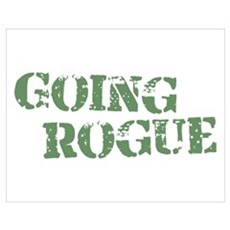 Military Going Rogue Poster