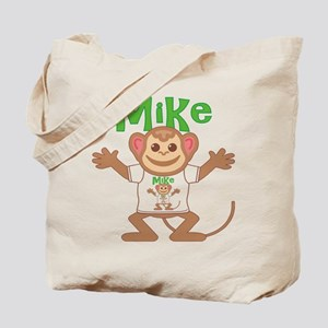 Little Monkey Mike Tote Bag