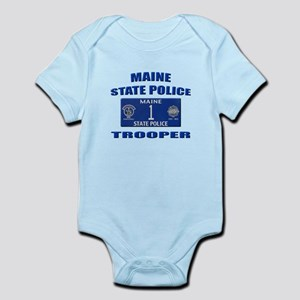 Maine State Police Infant Bodysuit