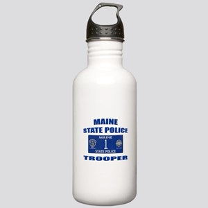 Maine State Police Stainless Water Bottle 1.0L