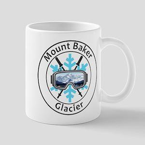 Mount Baker Ski Area - Glacier - Washington Mugs