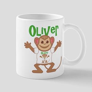Little Monkey Oliver Mug