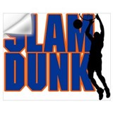 Boys basketball Wall Decals