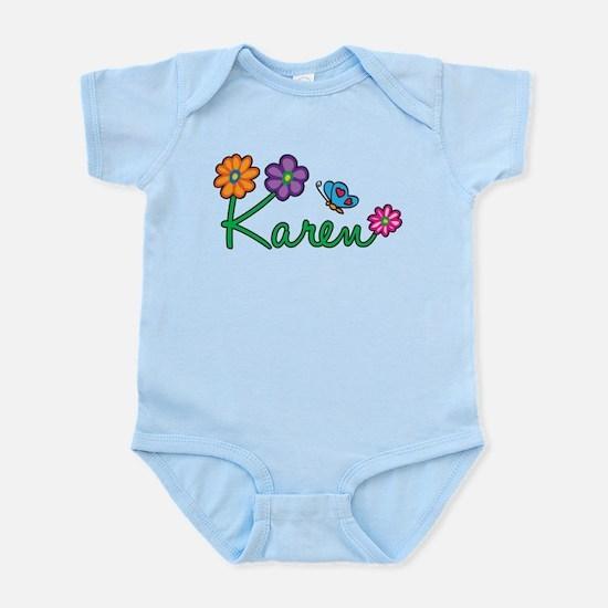 Karen Flowers Infant Bodysuit