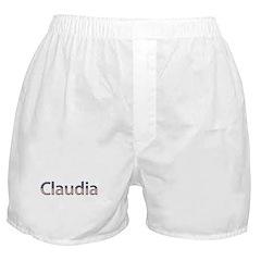Claudia Stars and Stripes Boxer Shorts