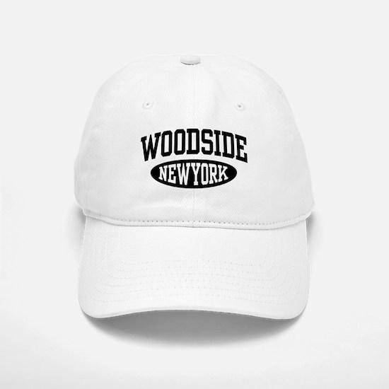 Woodside NY Baseball Baseball Cap