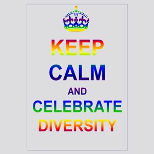 Keep Calm and Celebrate Diver