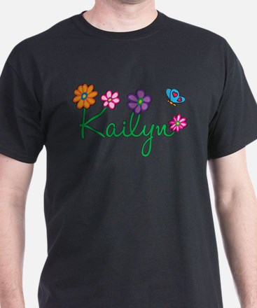 Kailyn Flowers T-Shirt
