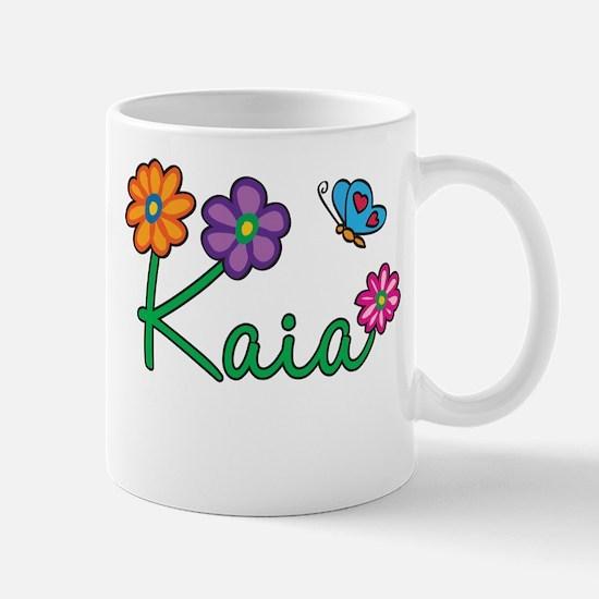 Kaia Flowers Mug