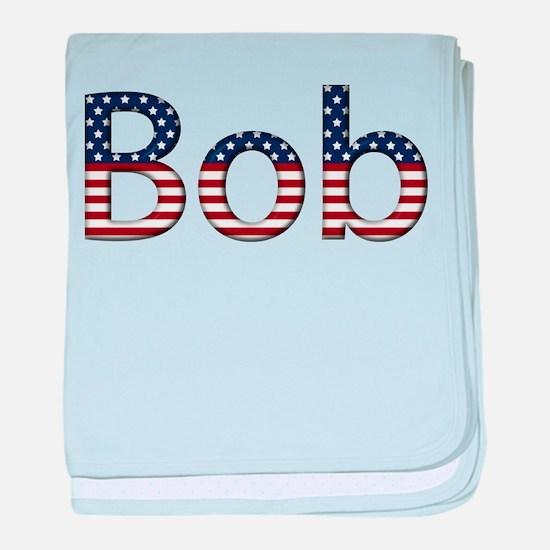 Bob Stars and Stripes baby blanket