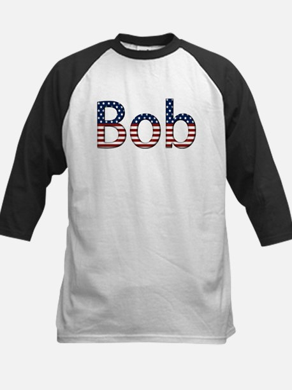 Bob Stars and Stripes Kids Baseball Jersey