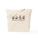 Opossums Oktoberfest Tote Bag