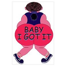Baby I Got It! Poster