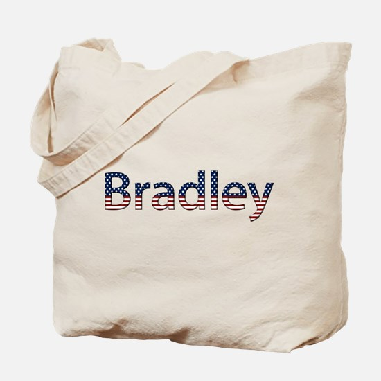 Bradley Stars and Stripes Tote Bag