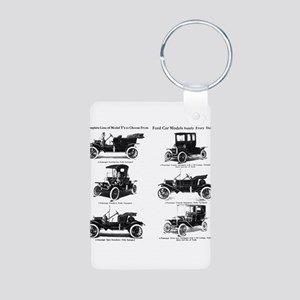 Ford Model T - 1911 Ad Aluminum Photo Keychain
