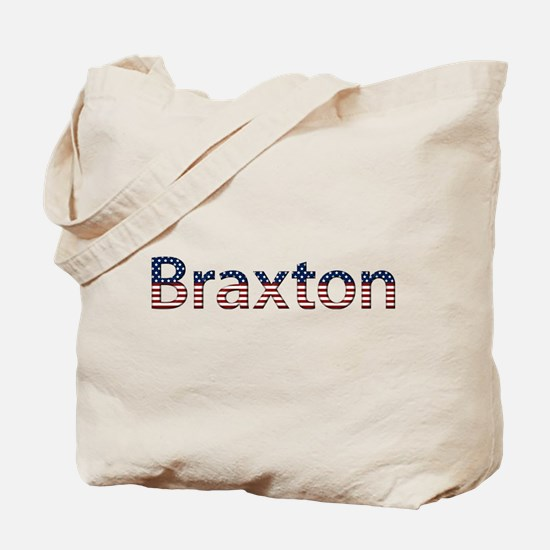 Braxton Stars and Stripes Tote Bag