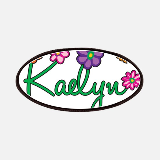 Kaelyn Flowers Patches