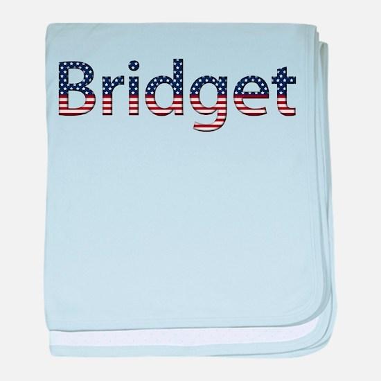 Bridget Stars and Stripes baby blanket