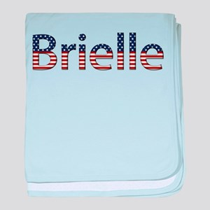 Brielle Stars and Stripes baby blanket